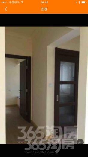 雅居乐林语城2室2厅1卫85平米50万元产权房毛坯2016