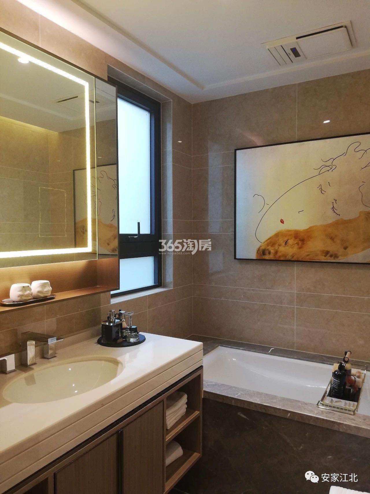 江山大境洋房119㎡样板间-卫浴
