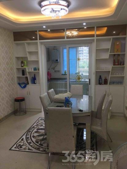 碧桂园城市花园3室2厅2卫130平米精装产权房2016年建