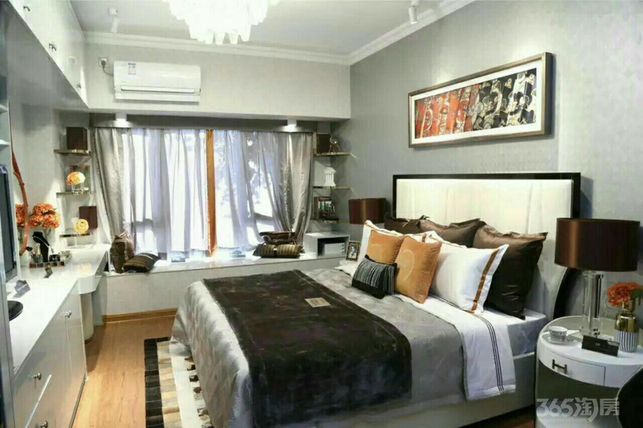碧桂园滨江世家山湖郡3室2厅1卫96.7平米精装房